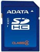 Карта памяти A-Data SDHC Class 4 8Gb
