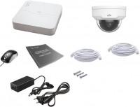 Комплект видеонаблюдения Uniview 1DOME 2MEGA