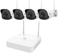 Комплект видеонаблюдения Uniview KIT/NVR301-04LB-W/4x2122SR3-F40W-D