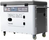 Фото - Электрогенератор Konner&Sohnen Heavy Duty KS 11-2DE ATSR