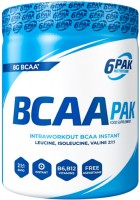 Фото - Аминокислоты 6Pak Nutrition BCAA Pak 400 g