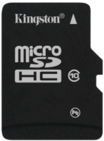 Карта памяти Kingston microSDHC Class 10 16Gb