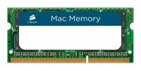 Оперативная память Corsair Mac Memory SO-DIMM DDR3