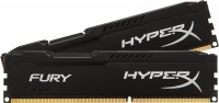 Оперативная память Kingston HyperX Fury DDR3 2x8Gb  HX316C10FBK2/16
