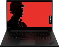 Фото - Ноутбук Lenovo ThinkPad P1 Gen2 (P1 Gen2 20QT0033RT)