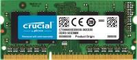 Оперативная память Crucial DDR3 SO-DIMM 1x8Gb  CT102464BF160B