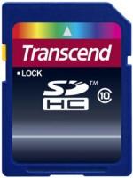 Карта памяти Transcend SDHC Class 10 8Gb