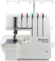 Фото - Швейная машина, оверлок Minerva M3000CL