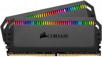 Оперативная память Corsair Dominator Platinum RGB DDR4 2x16Gb  CMT32GX4M2C3000C15
