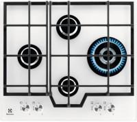 Варочная поверхность Electrolux GME 363 NV белый