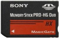 Карта памяти Sony Memory Stick Pro-HG Duo  8ГБ
