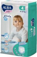 Подгузники Aura Baby Pants 4 / 43 pcs