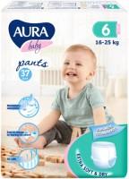 Подгузники Aura Baby Pants 6 / 37 pcs