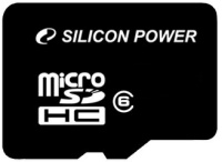Карта памяти Silicon Power microSDHC Class 6 32Gb