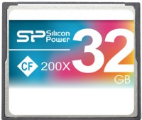 Карта памяти Silicon Power CompactFlash 200x 32Gb