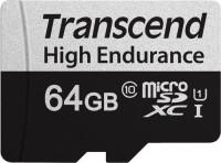 Фото - Карта памяти Transcend microSDXC 350V  64ГБ