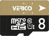 Фото - Карта памяти Verico microSDHC UHS-I Class 10  8ГБ