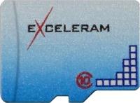 Фото - Карта памяти Exceleram Color Series microSDHC Class 10  16ГБ