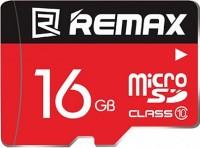 Карта памяти Remax microSDHC Class 10 UHS-I  16ГБ
