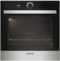 Фото - Духовой шкаф Brandt BXE-5532 X нержавеющая сталь