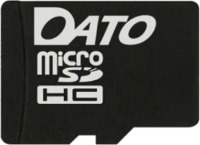 Карта памяти Dato microSDHC Class10  8ГБ