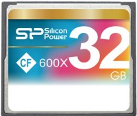 Карта памяти Silicon Power CompactFlash 600x 32Gb