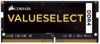 Оперативная память Corsair ValueSelect SO-DIMM DDR4 1x8Gb  CMSO8GX4M1A2133C15