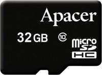 Фото - Карта памяти Apacer microSDHC Class 10  16ГБ