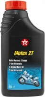 Моторное масло Texaco Motex 2T 1L 1л