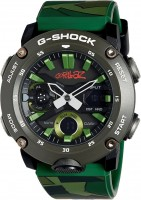 Фото - Наручные часы Casio GA-2000GZ-3A