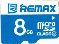 Фото - Карта памяти Remax microSDHC Class 6  8ГБ