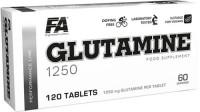 Фото - Аминокислоты Fitness Authority Glutamine 1250 120 tab