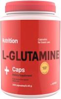 Фото - Аминокислоты AB PRO L-Glutamine Caps 360 cap