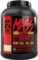 Гейнер Mutant Mass Extreme 2500  10кг