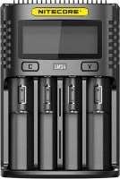 Фото - Зарядка аккумуляторных батареек Nitecore UMS4