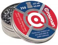 Кулі й патрони Crosman Wadcutter 4.5 mm 0.48 g 250 pcs