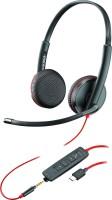 Наушники Plantronics Blackwire C3225-C