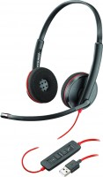 Фото - Наушники Plantronics Blackwire C3220-A