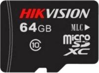 Фото - Карта памяти Hikvision microSDXC Class 10  64ГБ