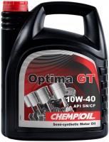 Фото - Моторное масло Chempioil Optima GT 10W-40 4л
