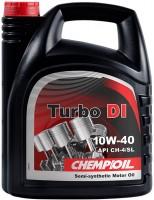 Моторное масло Chempioil Turbo DI 10W-40 5L 5л