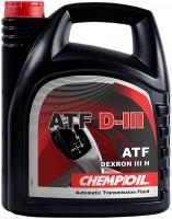 Фото - Трансмиссионное масло Chempioil ATF D-III 4л