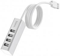 Картридер / USB-хаб Hoco HB1