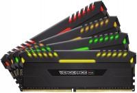 Оперативная память Corsair Vengeance RGB DDR4 4x8Gb  CMR32GX4M4C3000C15
