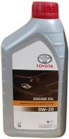 Моторное масло Toyota Advanced Fuel Economy Extra 0W-20 1л