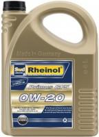 Моторное масло Rheinol Primus GF5 0W-20 4л