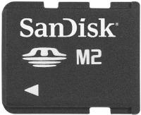 Фото - Карта памяти SanDisk Memory Stick Micro M2  8ГБ