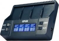 Фото - Зарядка аккумуляторных батареек Opus BT-C900