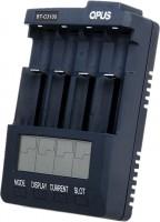 Фото - Зарядка аккумуляторных батареек Opus BT-C3100