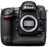 Фотоаппарат Nikon D4  body